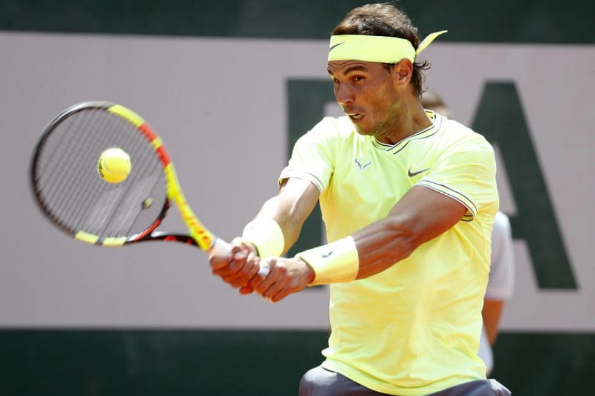 The win improved Rafael Nadal's Roland Garros record to 87-2 and he is hoping to become the first player to win the same Grand Slam title 12 times.