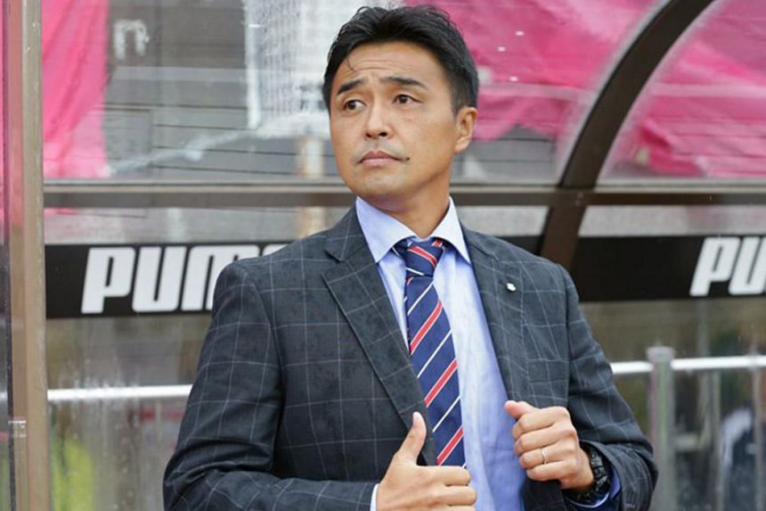 The Straits Times understands that the Football Association of Singapore will unveil Tatsuma Yoshida as the new national coach this week.