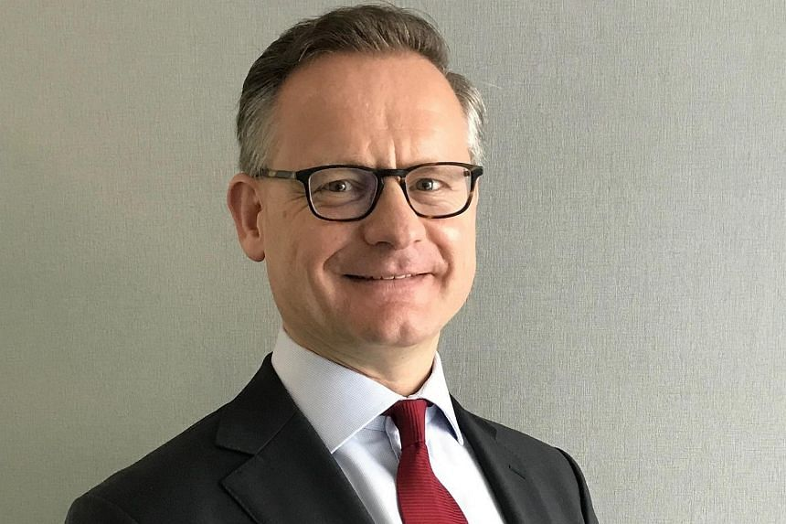 Richard Yorke will be responsible for MUFG's GCIB business across South-east Asia, South Asia, East Asia and Oceania.