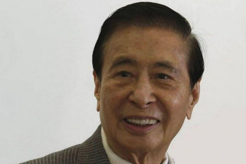 Lee Shau Kee announced his retirement from the top post before the developer's annual meeting on Tuesday (May 28).