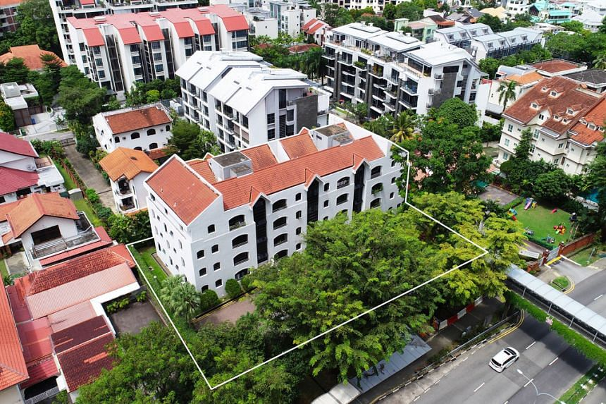 Newton Lodge is located about 400m from Novena MRT station and the Novena commercial cluster.