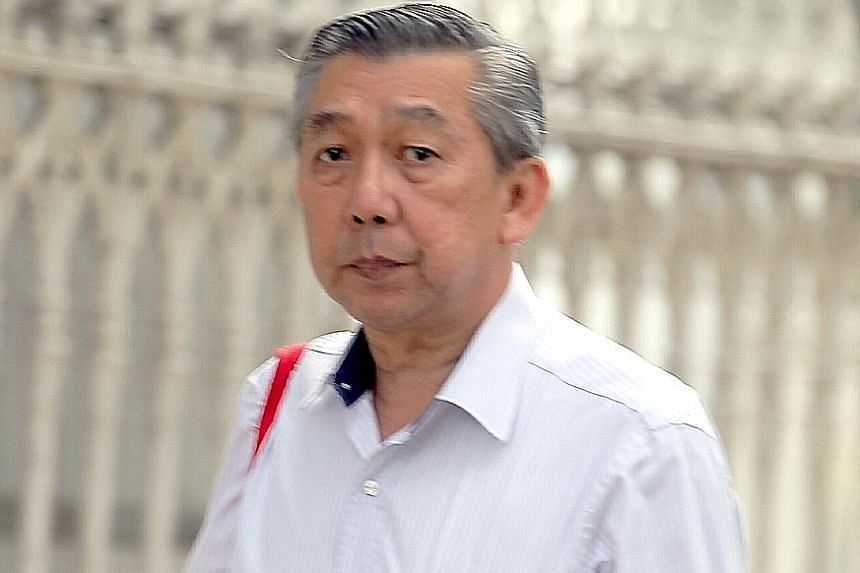 Certified public accountant Ewe Pang Kooi was convicted in March of 50 charges of criminal breach of trust as an agent. He is expected to be sentenced in July.