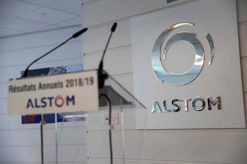 Former Alstom executive Frederic Pierucci was arrested in New York by the US Federal Bureau of Investigation in April 2013.