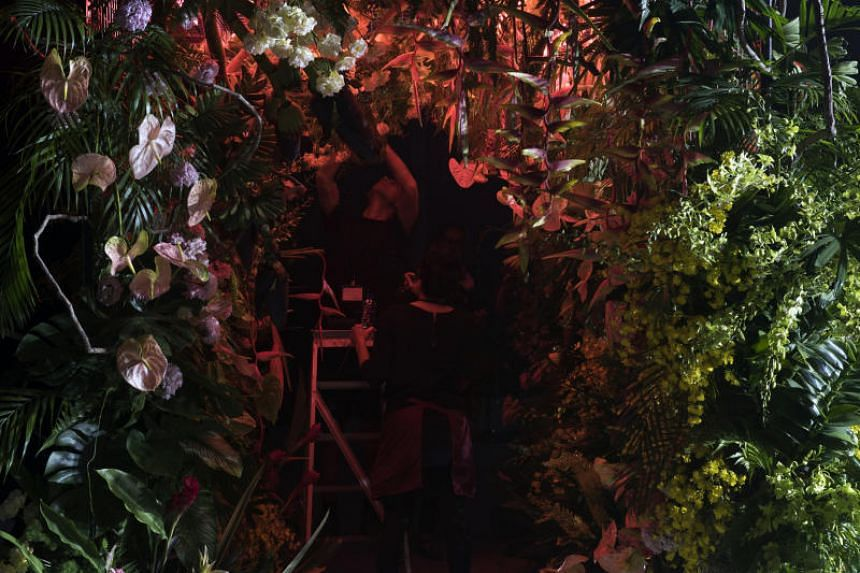 A tropical garden experience by Singapore botanical designer Humid House will be on show at the three-day Singapore Bicentennial event in London.