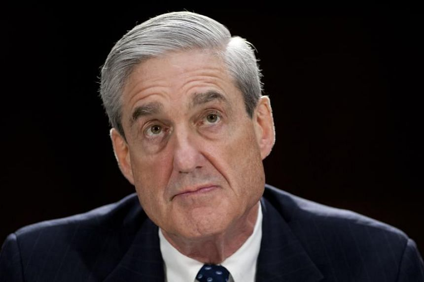 Special Counsel Robert Mueller said Justice Department policy prevented him from bringing charges against a sitting president, but pointed out that there were other ways to hold presidents accountable.