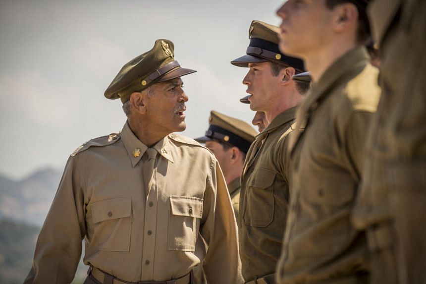 Just like the book, the new series Catch-22 - directed by George Clooney and starring Christopher Abbott - is set during World War II.