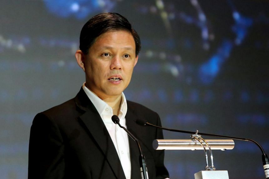 Singapore cannot afford to compete on cost or size, but can focus on its connectivity, quality, and creativity, said Trade and Industry Minister Chan Chun Sing.