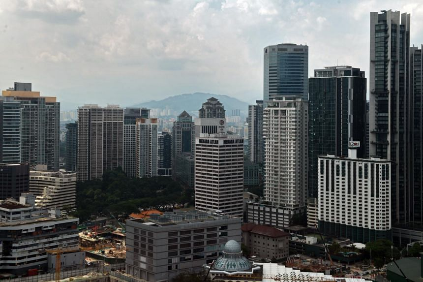 The city skyline of Kuala Lumpur. Malaysia was cited for its bilateral trade surplus with the US of US$27 billion last year and its current account surplus of 2.1 per cent of GDP.