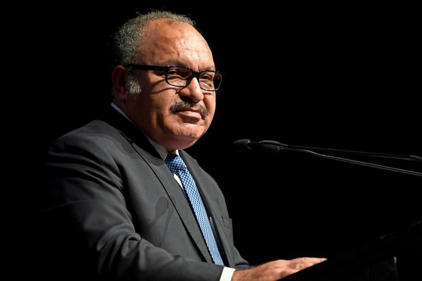 Papua New Guinea's prime minister Peter O'Neill had promised to resign after a string of defections from his government plunged his leadership in to question last week.