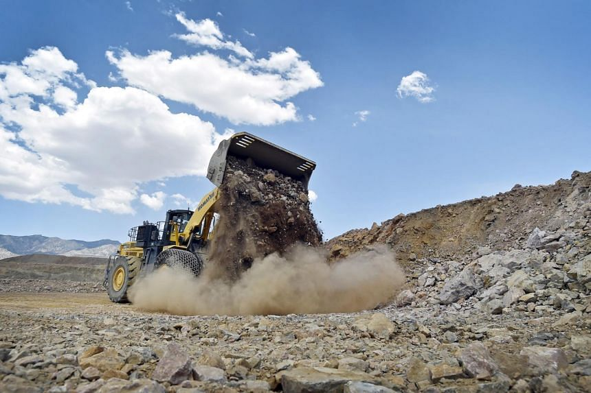 China accounted for 80 per cent of rare earth imports between 2014 and 2017 by the US.