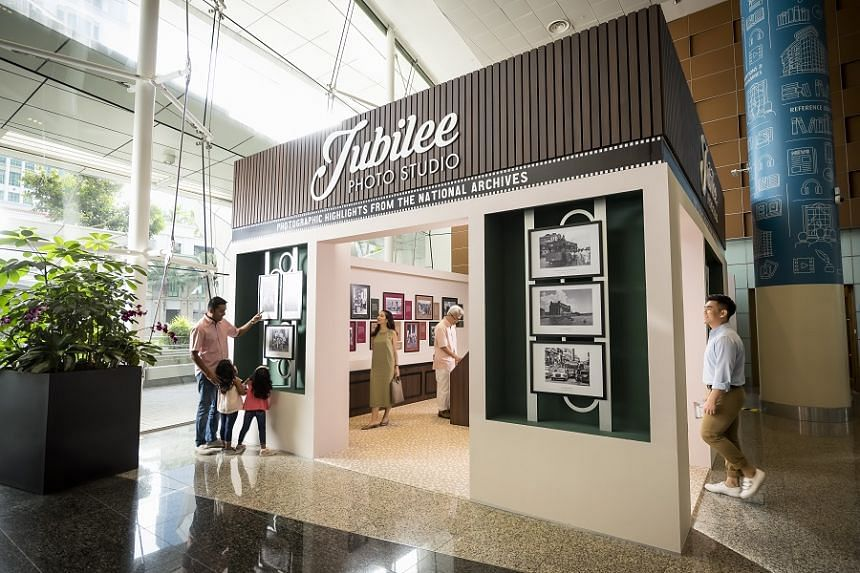 Walk into the Jubilee Photo Studio and enjoy highlights from The National Archives at the National Library Building from March 30 to June 30.
