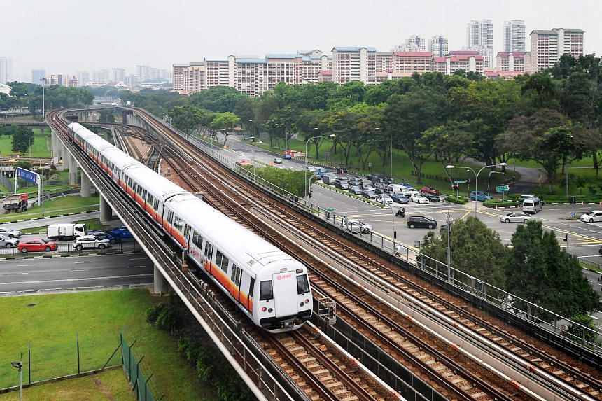 """Senior Minister of State for Transport Janil Puthucheary says building new lines are """"difficult decisions to make"""", given the number of existing lines and the current use of underground space."""