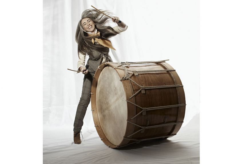 The SCO's new season features Scottish percussionist Evelyn Glennie (above), Chinese sheng player Wu Wei and Singaporean violinist Kam Ning.