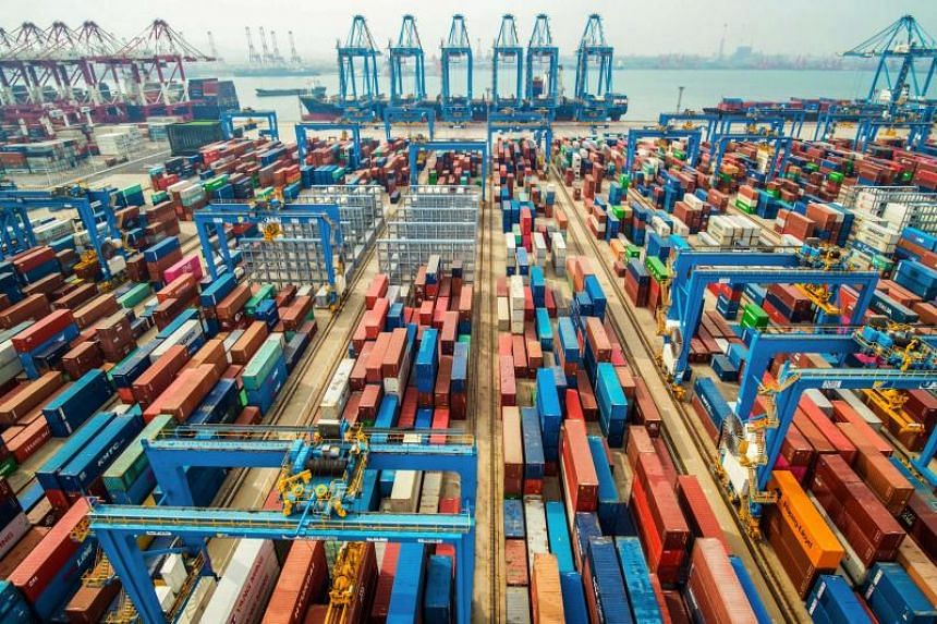 The exports of goods to the US in 2018 constituted 3.6 percent of China's GDP.