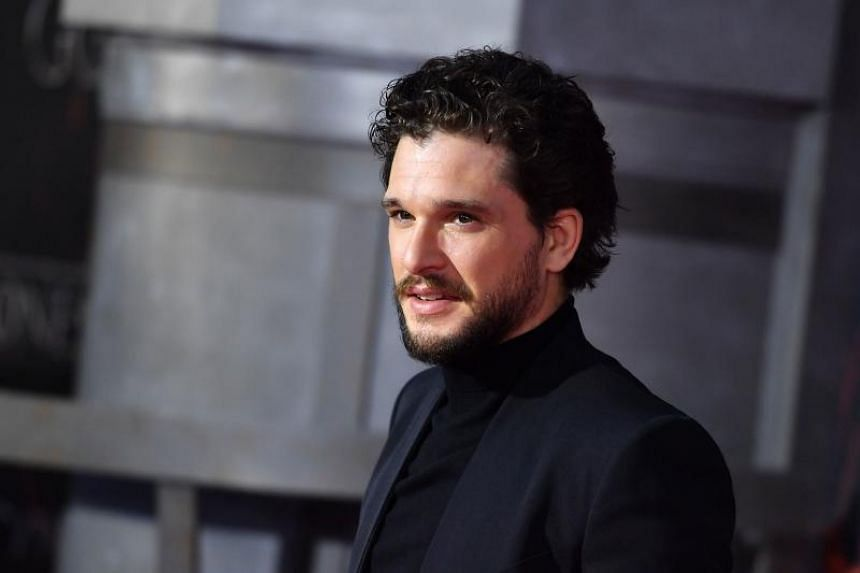 The New York Post's Page Six column said Kit Harington was hard hit by the ending of the show and was being treated for stress, exhaustion and alcohol use.