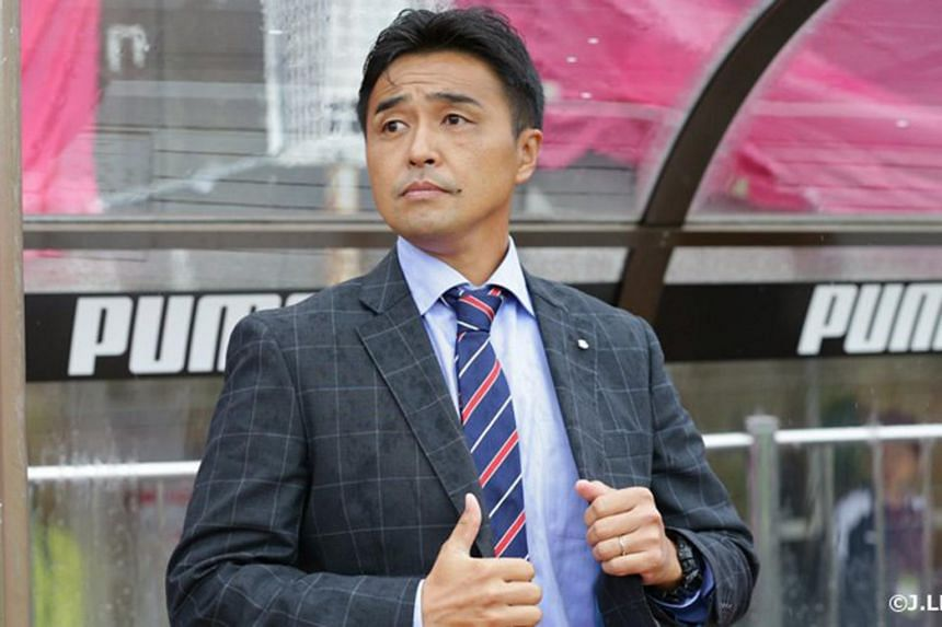 Tatsuma Yoshida is the first Japanese as well as the youngest coach in this millennium to lead the Singapore football team.