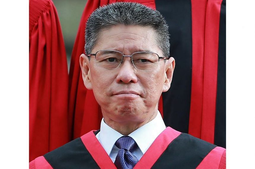 """In a written judgment released on May 27, 2019, Justice Choo Han Teck (above) said the siblings have brought a """"strange matter"""" to the High Court."""