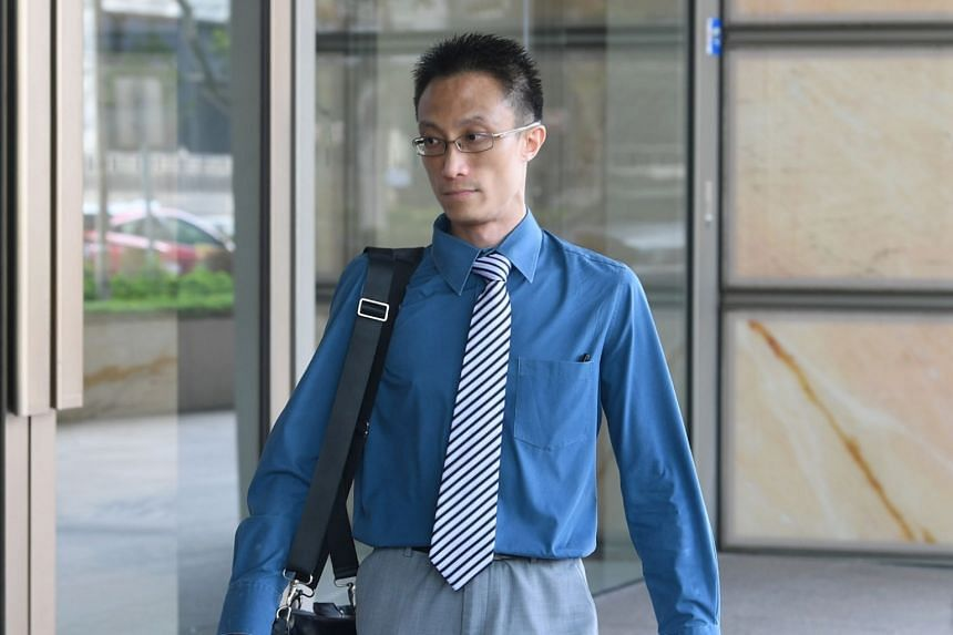 """Ler Teck Siang is accused of providing """"slamming"""" services, street slang for administering illegal substances by injection."""