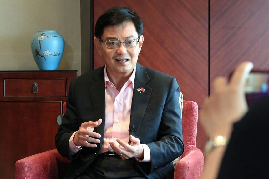 Deputy Prime Minister Heng Swee Keat urged Asia to redouble its efforts to strengthen the rules-based, multilateral trading system that underpins its growth.