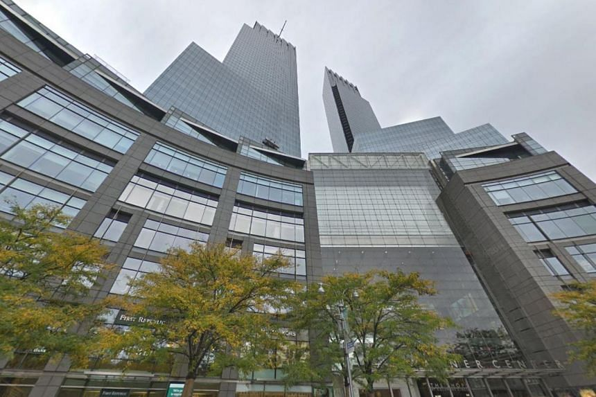 The two luxury New York City condominiums are Time Warner penthouse at 80 Columbus Circle (above), which Jho Low acquired in 2011, and a US$14 million condo at 118 Greene Street that he bought in 2014.