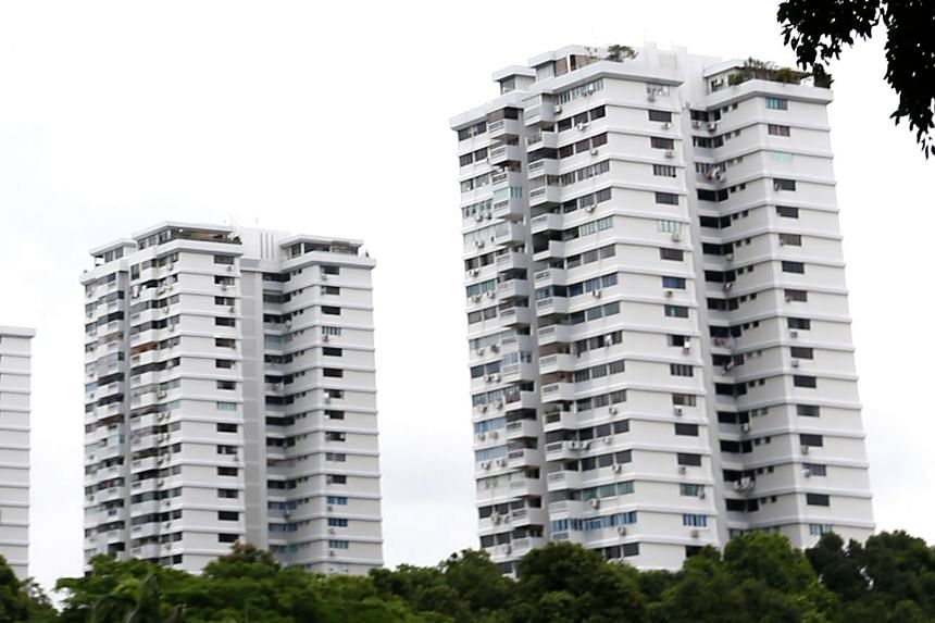 Braddell View is the largest Housing and Urban Development Company estate in Singapore.