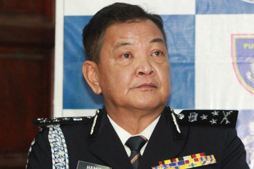 Inspector-General of Police Abdul Hamid Bador said the three men - a Malaysian, an Indonesian and a Bangladeshi - were nabbed by the Counter Terrorism Division between May 17 and 30 in Selangor, Kedah and Sabah.