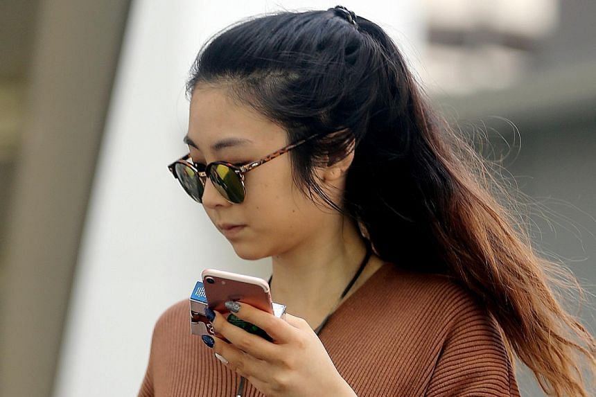 Grace Quek Xin Hui was given one year and nine months' probation and ordered to perform 130 hours of community service. She must also remain indoors from 10pm to 6am daily and go for counselling to address her anger management issues.