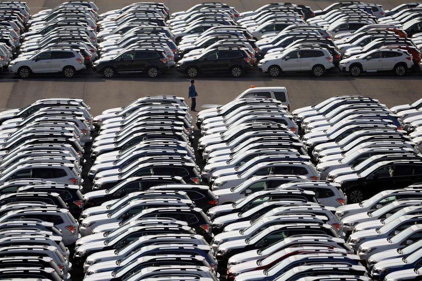 Japan's top automakers and their suppliers have been building vehicles in Mexico not only for the domestic market, but also to export to the United States, taking advantage of previous free-trade agreements between the two countries.