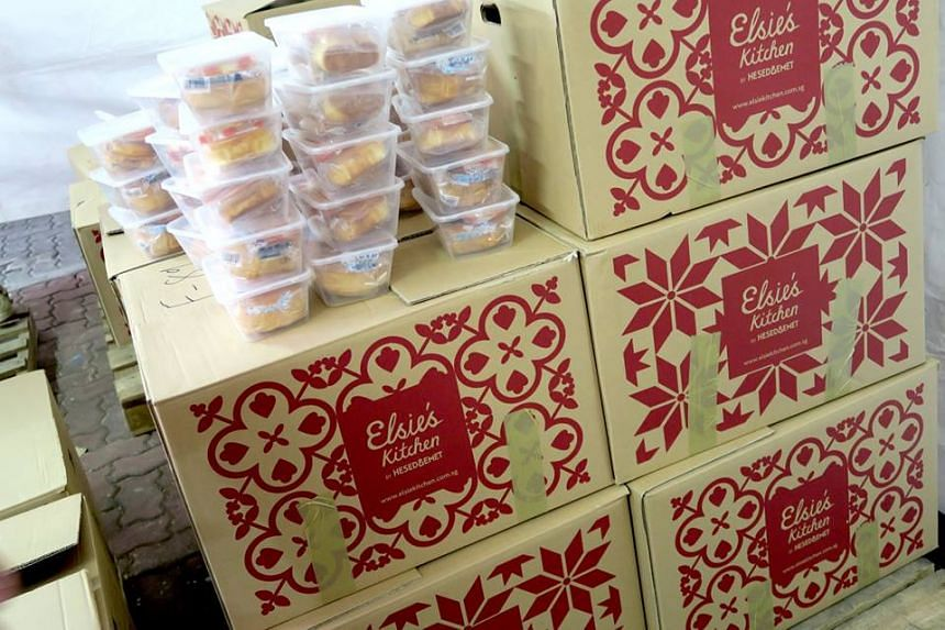 The Singapore Food Agency said that 52 people reported gastroenteritis symptoms after consuming food from Elsie's Kitchen on Feb 1, 2019.