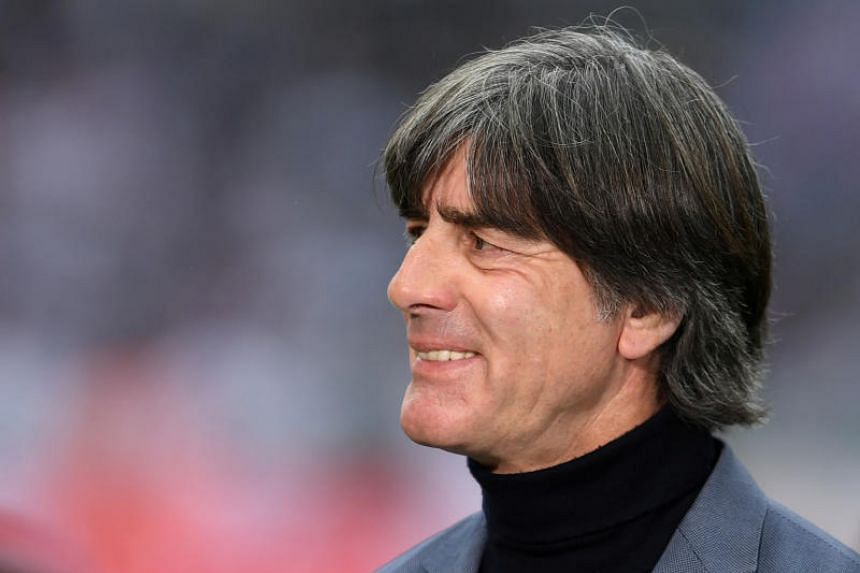 Football: Germany coach Joachim Low treated in hospital after accident but  no surgery needed, Football News & Top Stories - The Straits Times