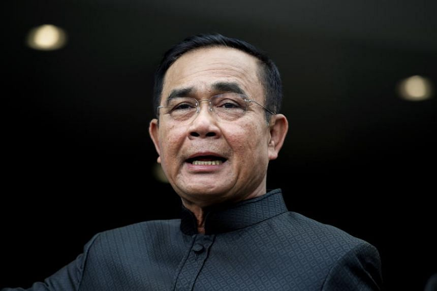 Junta leader Prayut Chan-o-cha is seen as a favourite because he is likely to win the backing of many members of the junta-appointed upper house when Thailand's Parliament meets on June 5, 2019.