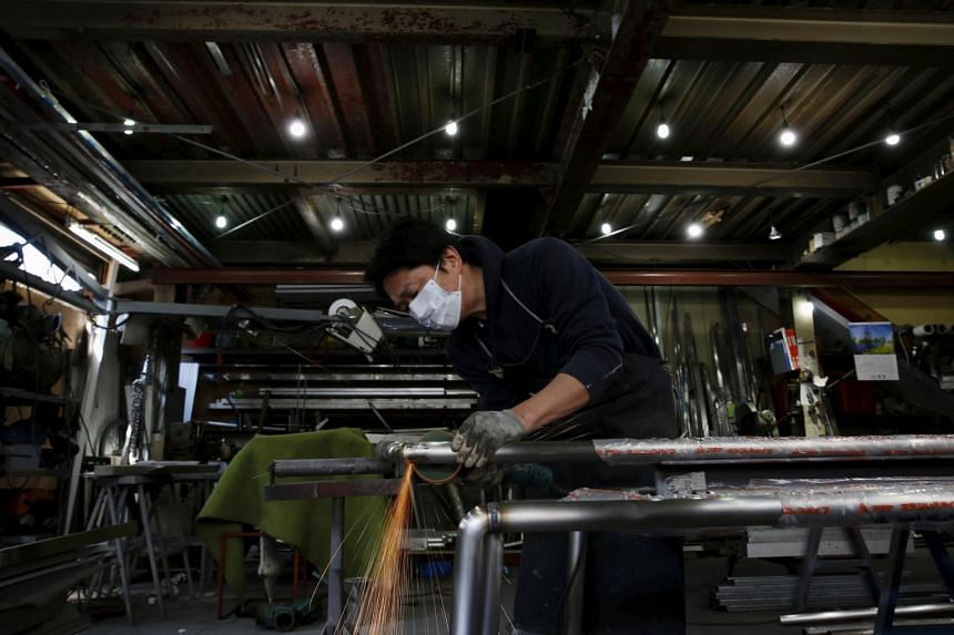 Industrial production rose 0.6 per cent in April from the previous month, more than the median estimate for a 0.2 per cent increase and following a 0.6 per cent decline in March.