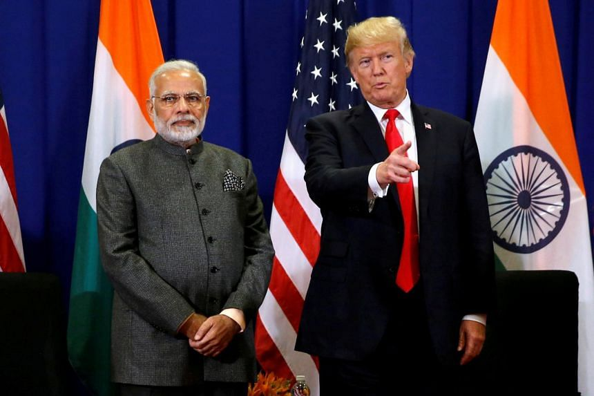US President Donald Trump announced in March he would end India's access to the decades-old Generalised System of Preferences trade programme. Indian Prime Minister Narendra Modi has just begun his second term.
