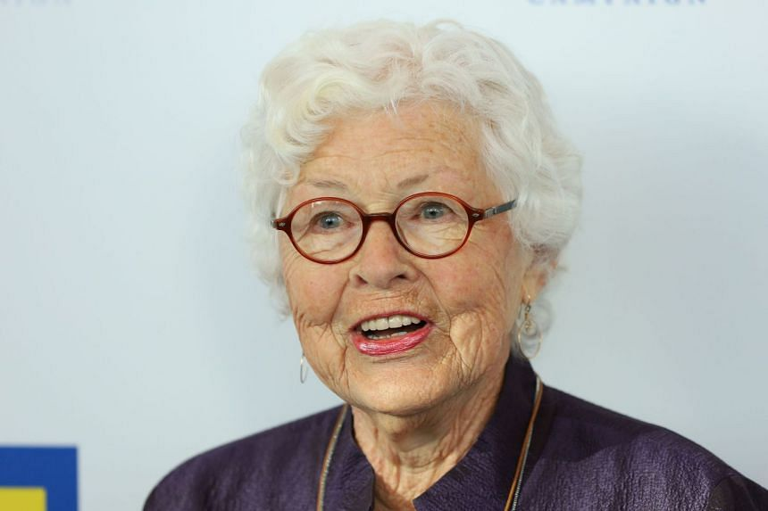 LGBT activist Betty DeGeneres arrives for an event in Los Angeles in March 2019.