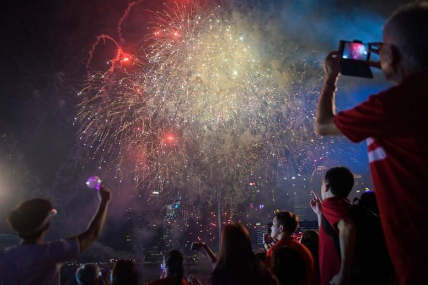 Applicants can apply for two, four or six tickets for either one of the previews held on the two Saturdays prior to National Day, or for the actual parade itself on August 9.