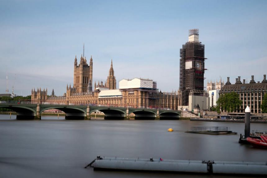 Complaints of bad smells in the Palace of Westminster and surrounding buildings have surged this year.