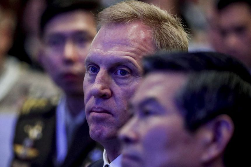 US Defence Secretary Patrick Shanahan called on Asia-Pacific nations to do their part to maintain their ability to make decisions in their own interest.
