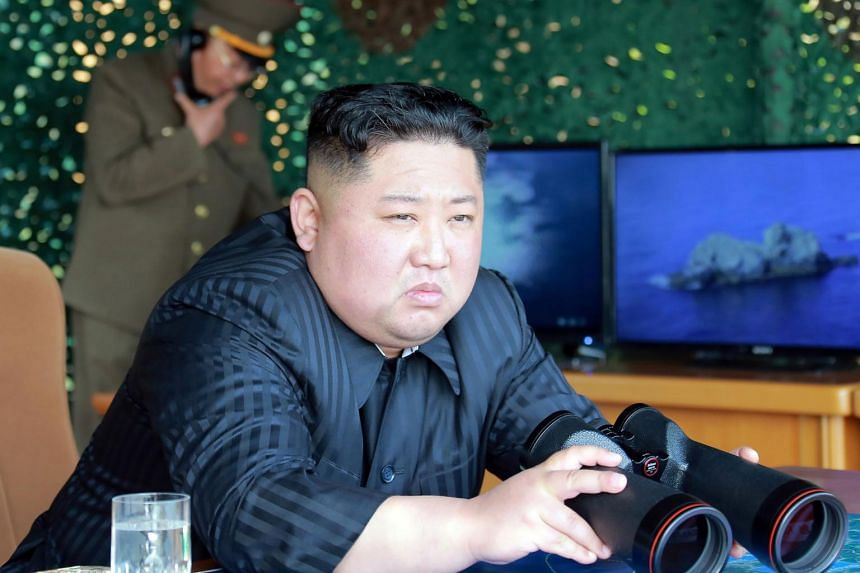 """North Korean leader Kim Jong Un reportedly provided """"field guidance"""" at a number of factories and cities at an unspecified date."""