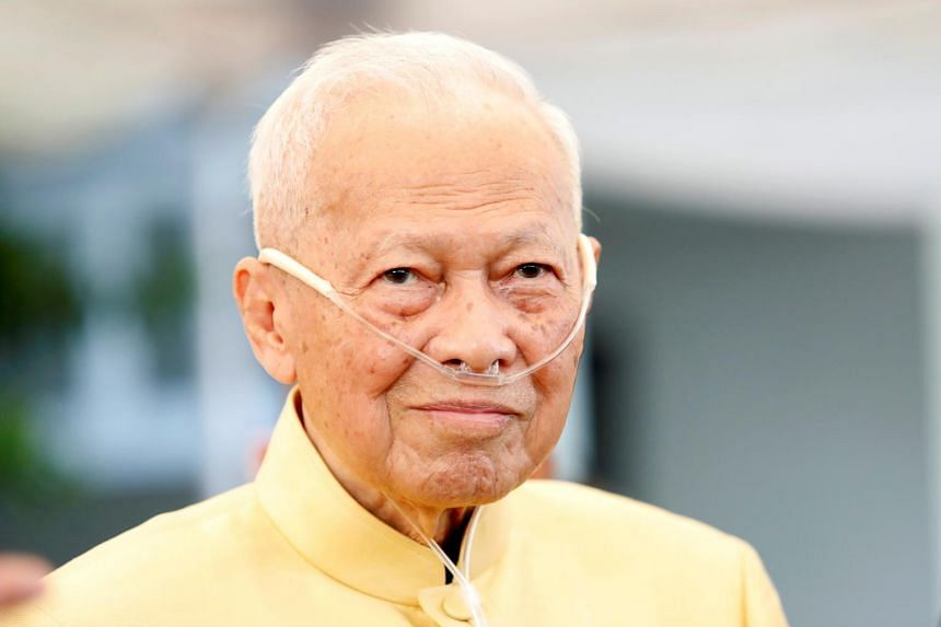Prem Tinsulanonda, who was Thailand's prime minister for more than eight years in the 1980s, died of heart failure on May 26 at age 98.