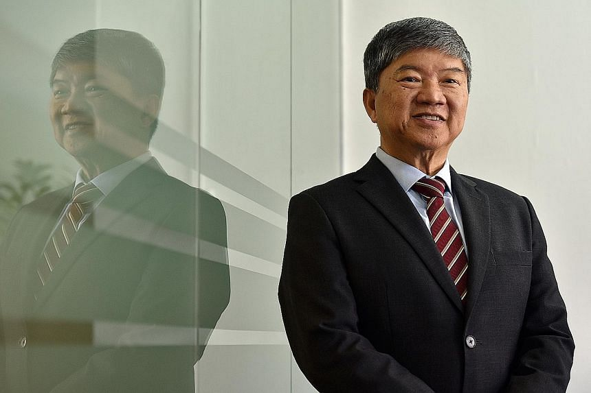 Mr Ricky Tan, executive chairman and chief executive of KinderWorld International Group, has never been one to shy away from a good investment. In 2000, people discouraged him from venturing into Vietnam, saying China was a better bet. But he saw an