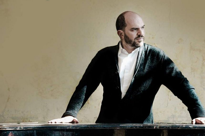 For Russian-American pianist Kirill Gerstein's debut at the Singapore International Piano Festival, he chose the works of six composers.