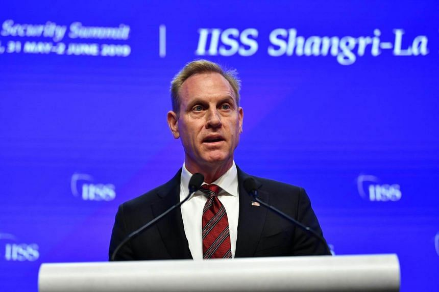"US Acting Defence Secretary Patrick Shanahan emphasised the importance that Washington placed on this region, describing it as a ""priority theatre"" for which there was ""political will"" and ""resources""."