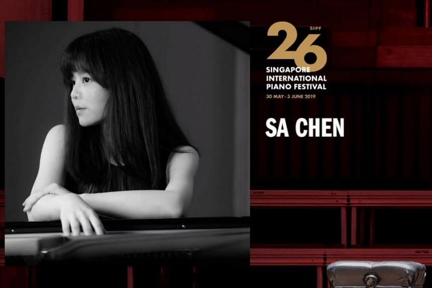 Chinese pianist Sa Chen, prizewinner in multiple prestigious international piano competitions, was Lim Yan's opening-night pick.