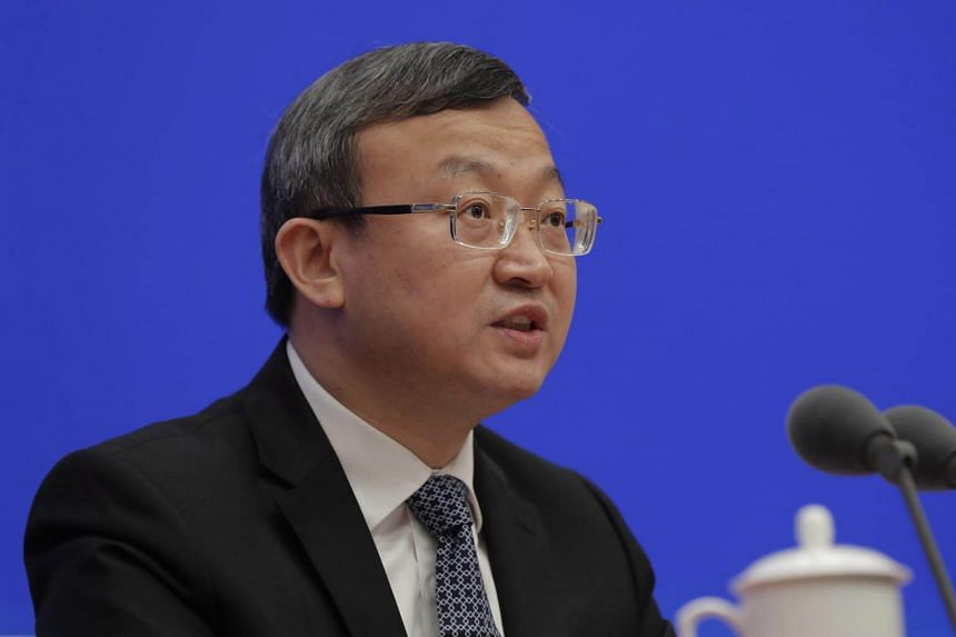 China commerce vice-minister Wang Shouwen vigorously defended China over accusations of backtracking, intellectual property theft and forced technology transfer, calling them groundless.