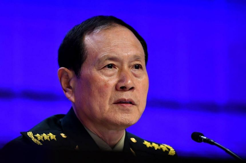 Outlining his country's position on Asia-Pacific, Chinese Defence Minister Wei Fenghe pledged that China will promote the building of a community with a shared future while safeguarding peace and stability in the region.
