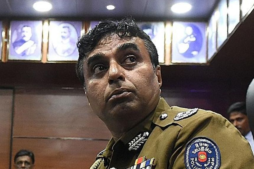 Sri Lankan police chief Pujith Jayasundara was suspended after refusing to take the blame for the attacks.