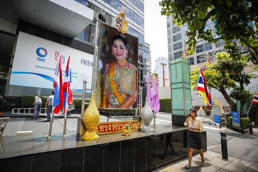 Queen Suthida's birthday has also been declared a public holiday.