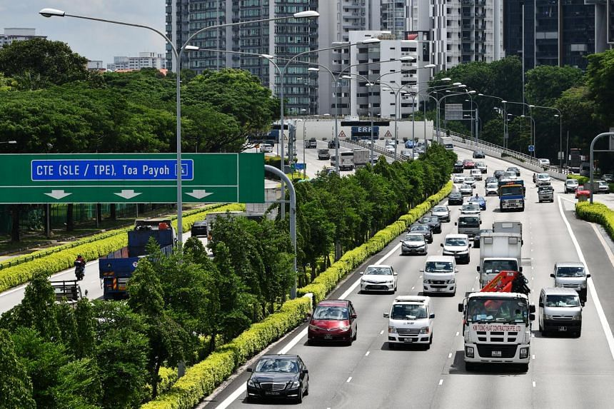 In Singapore, some 55 per cent of cars are five years old or younger.