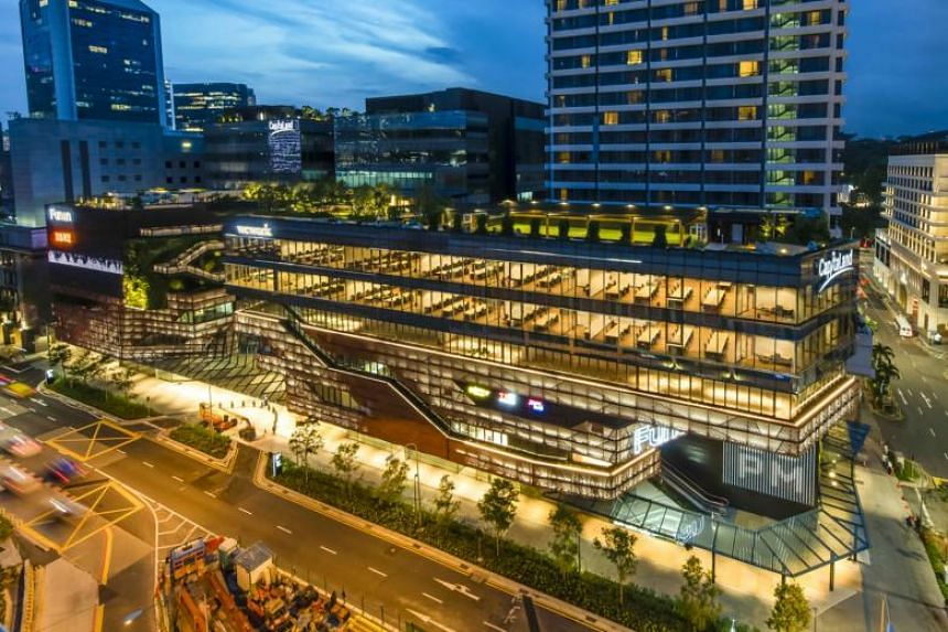 Funan mall will welcome shoppers again on June 28, two months ahead of its original schedule after a three-year redevelopment.