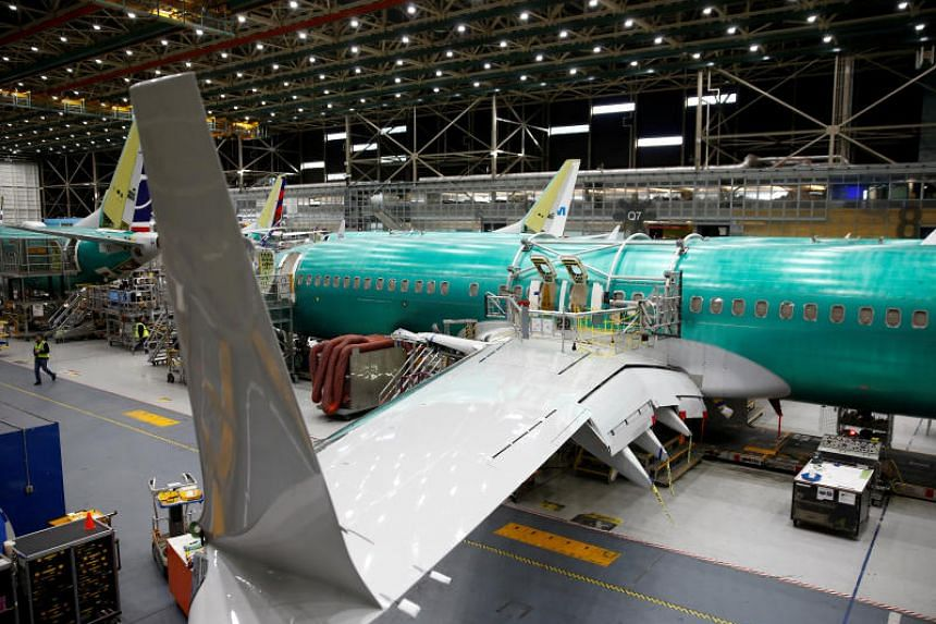 Boeing has identified groups of both 737 NG and 737 MAX airplane serial numbers on which suspect parts may have been installed.